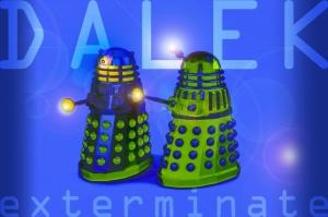 Blue Daleks