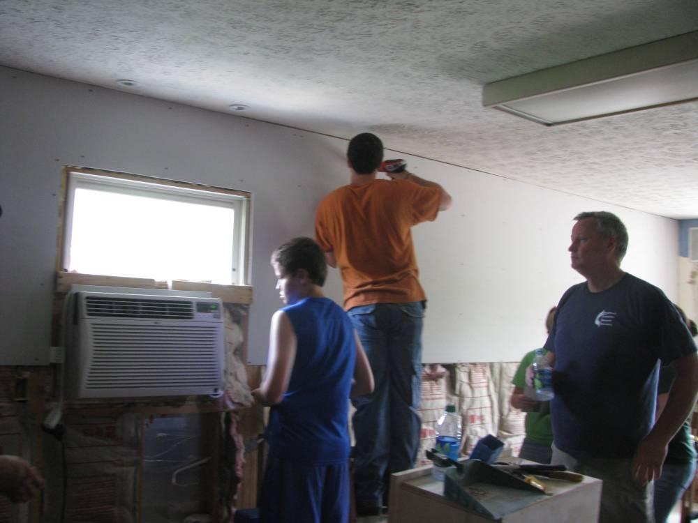 Lending a Helping Hand (6/6)