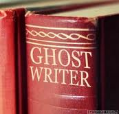 Ghost writer book