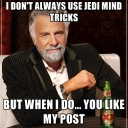 The most interesting man in the world- Jedi Mind Tricks