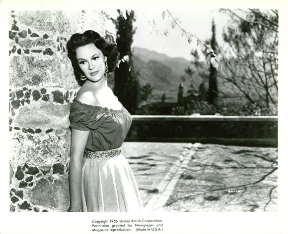 The womanly charms of Patricia Medina couldn't compete with the sense-shattering awesomeness of The Beast of Hollow Mountain.