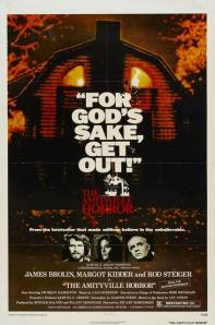 """Movie poster featuring the """"eyes"""" of the house."""