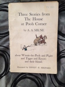 Three Stories from The House at Pooh Corner book