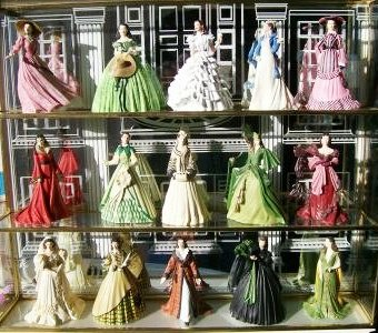 Gone With The Wind Figurines