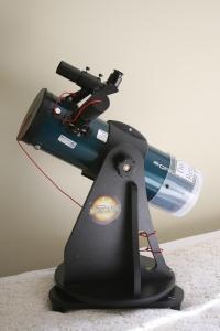Library Loaner Telescope