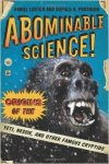 Abominable Science! book cover