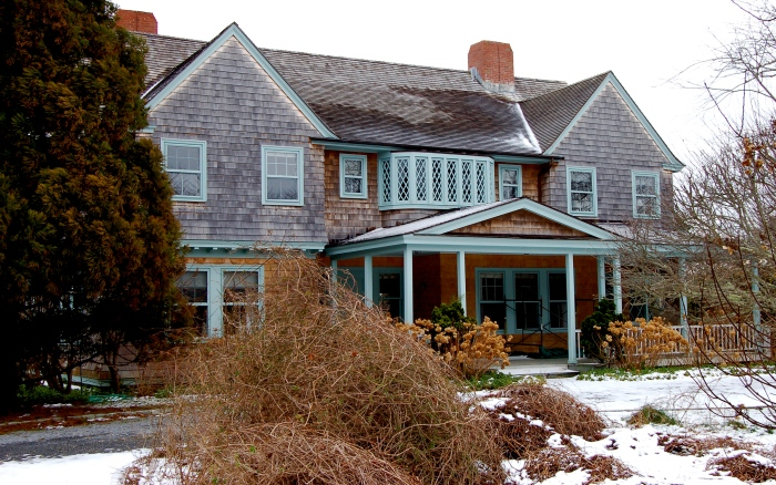 The estate circa 2009