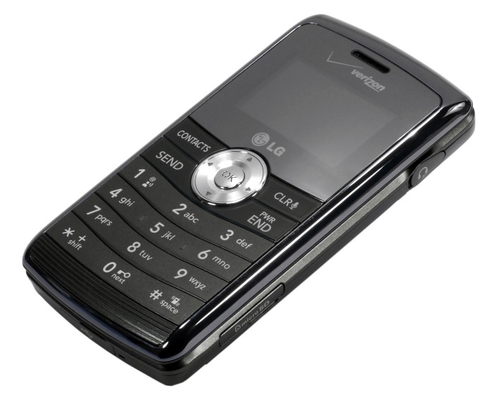 Flip phone with keypad