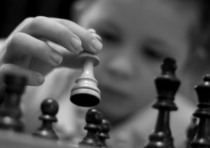 FTW! is more dramatic than checkmate.