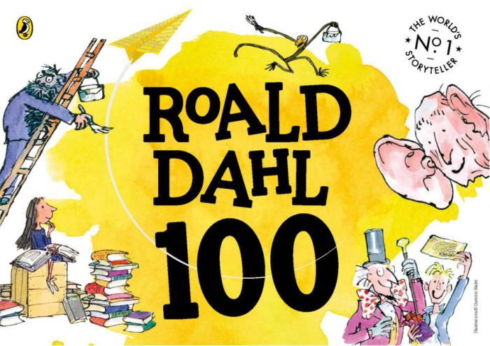 http://www.roalddahl.com/roald-dahl/roald-dahl-100