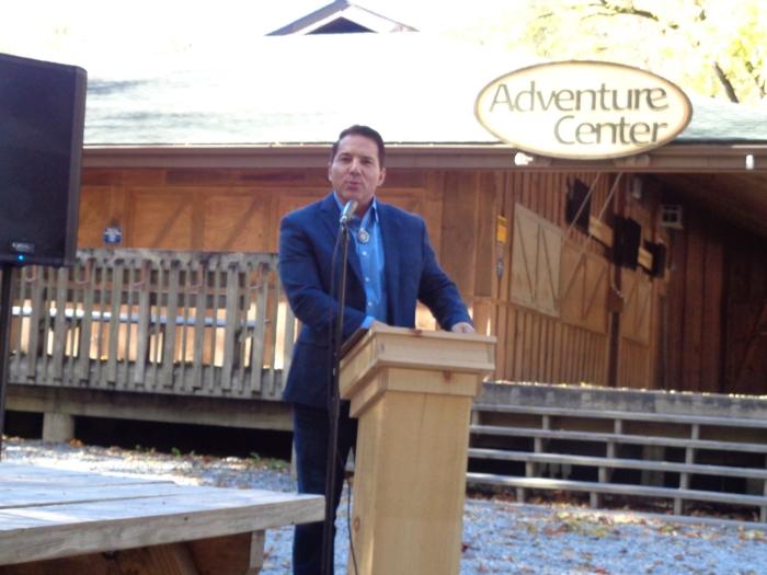 Chief Richard Sneed ToT speaker