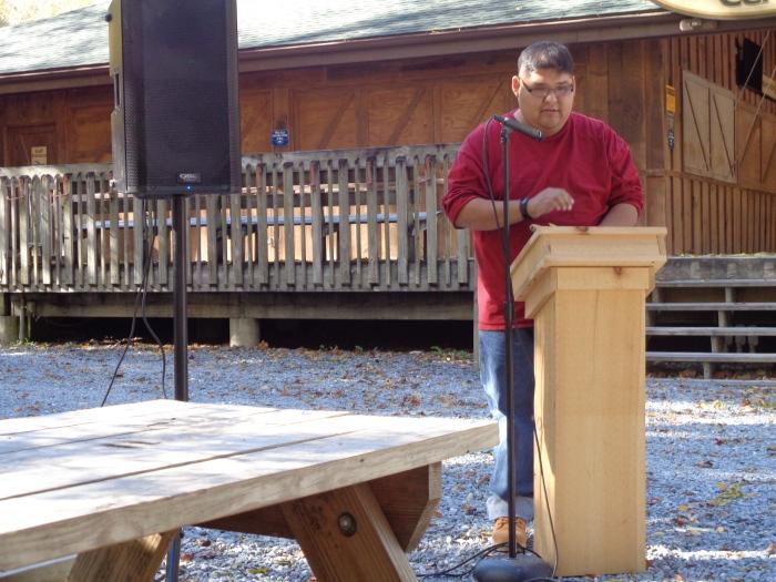 Matthew Tooni Prayer