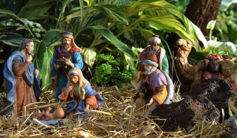 Nativity Religious Jesus Christmas Religion Manger