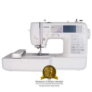 A Sewing/Embroidery machine
