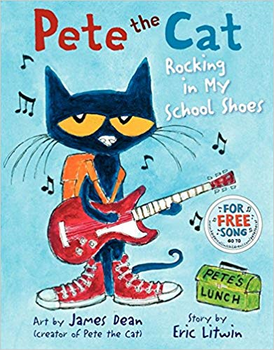 school pete cat